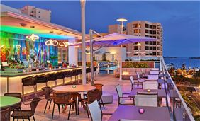 Perspective view of Gallery-of Art Ovation Hotel, Autograph Collection at Sarasota, Florida