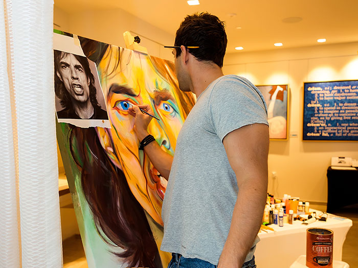Artistic Experiences at Art Ovation Hotel, Autograph Collection at Sarasota, Florida