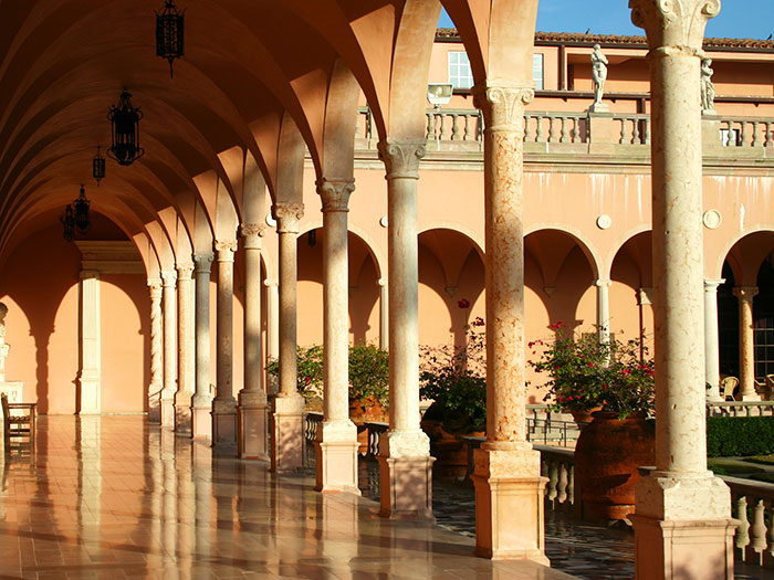 Ringling Muesum of Art at Sarasota, Florida
