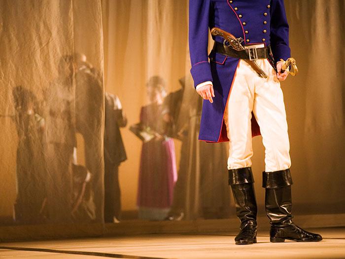 Sarasota Opera at Sarasota, Florida