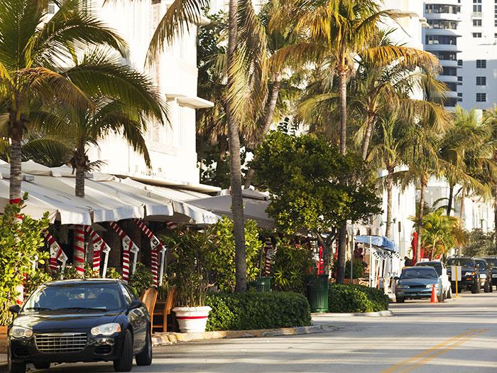 ST. Armands Circle at Sarasota, Florida