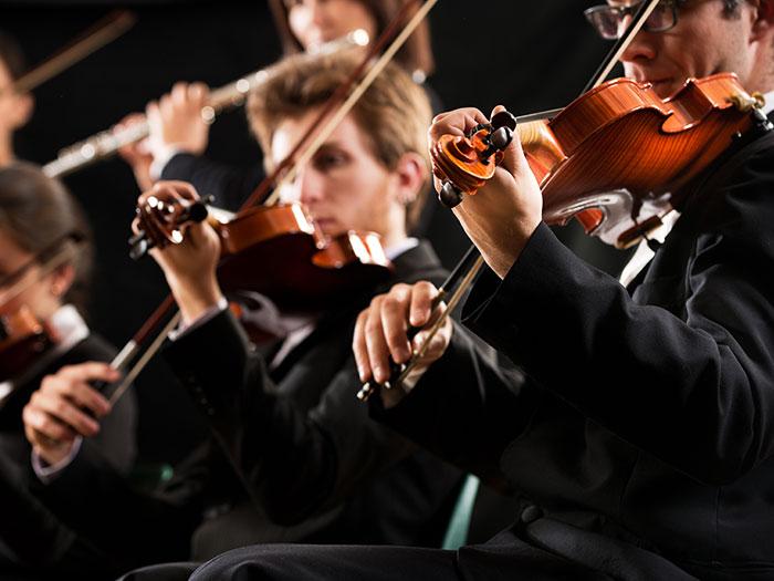 Van Wezel Performing Arts Hall at Sarasota, Florida