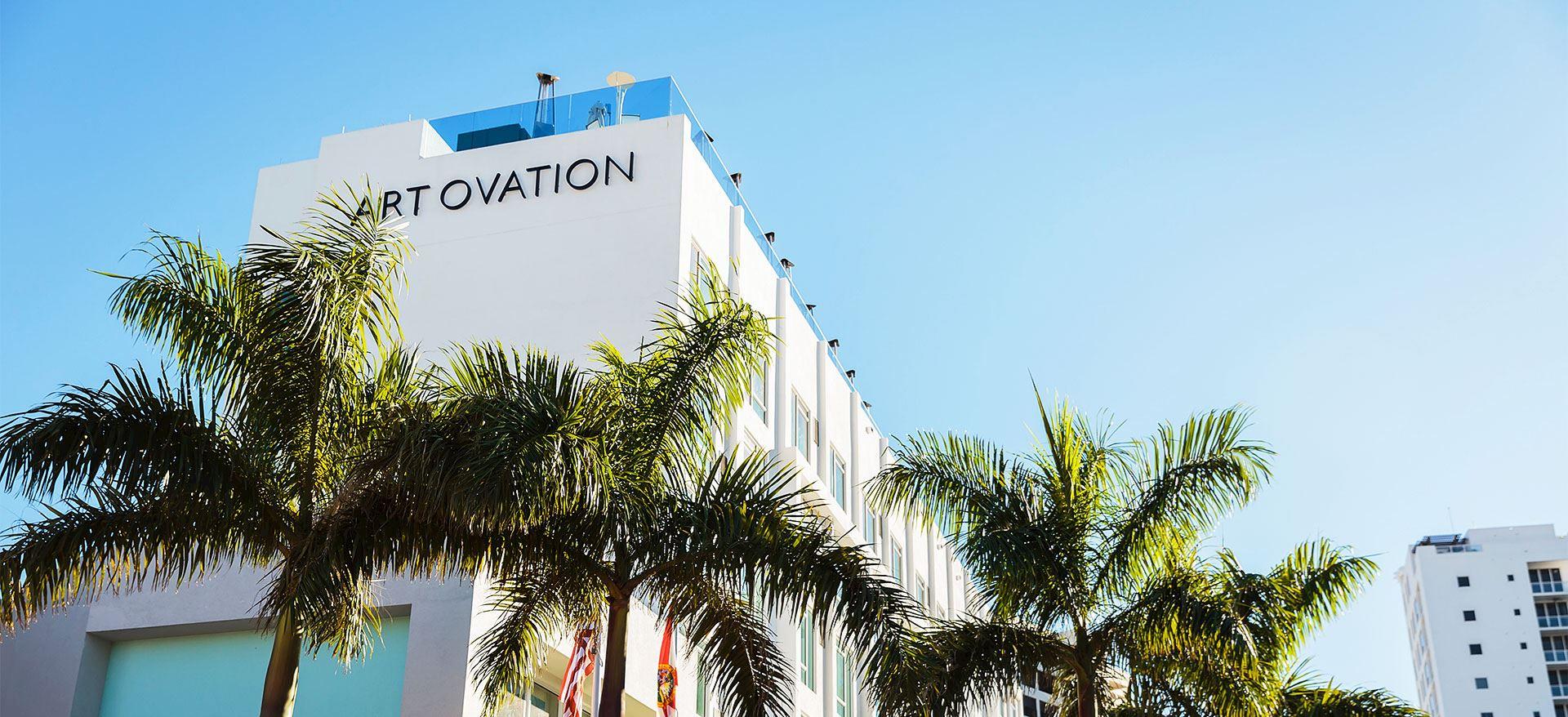 Art Ovation Hotel, Autograph Collection at Sarasota, Florida