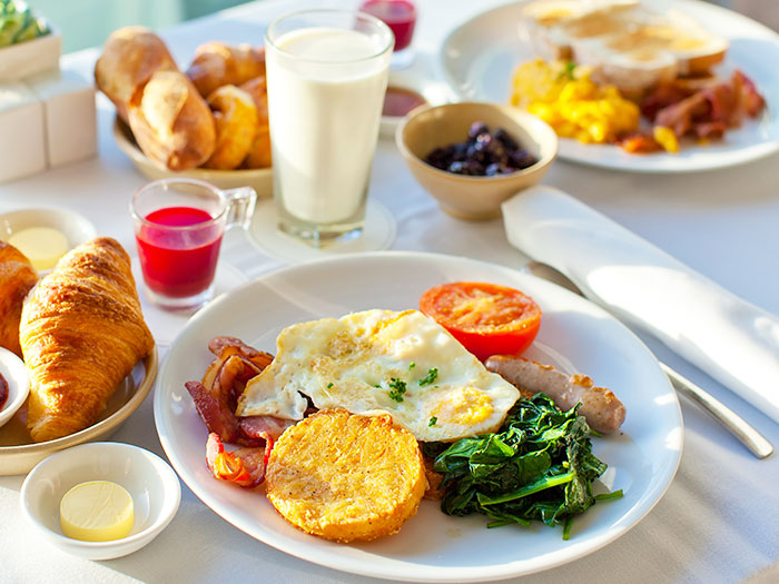 Stay for Breakfast at Sarasota, Florida
