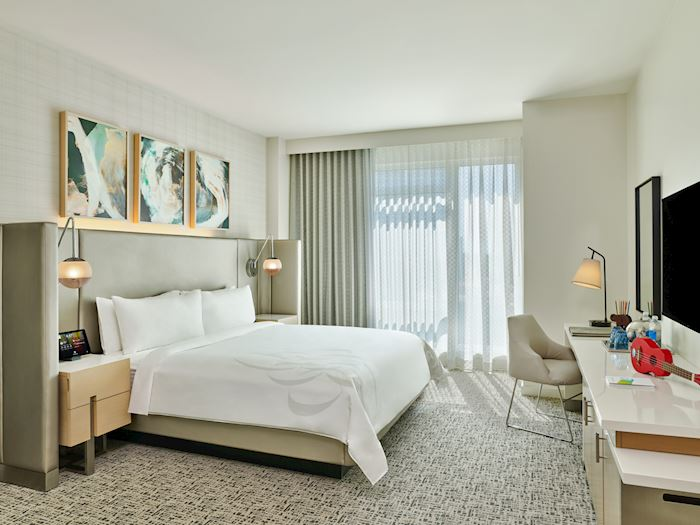 King Guest Room Limited View at Art Ovation Hotel, Autograph Collection, Sarasota